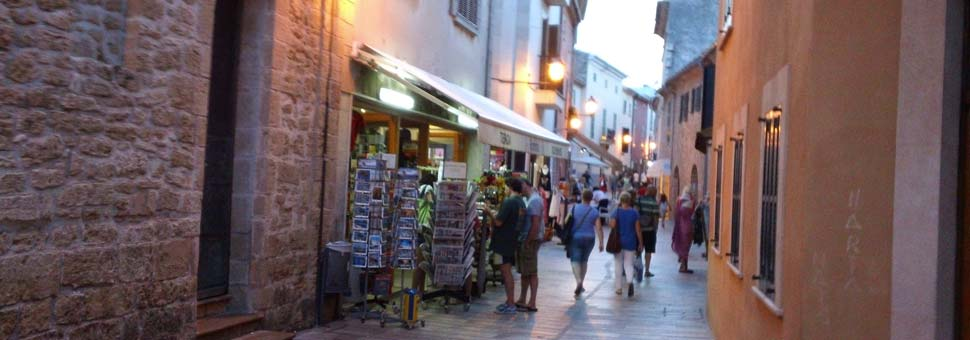 Alcudia Old Town Review Majorca Ancient Walls Food Free