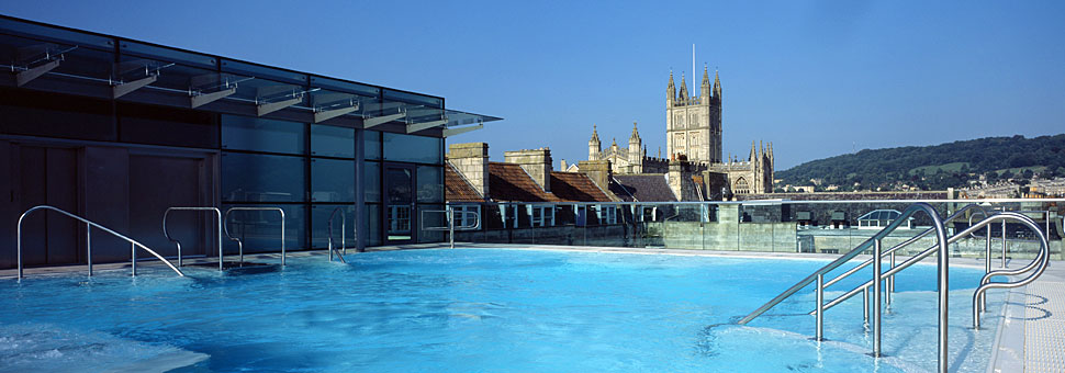 Thermae Bath Spa, Bath