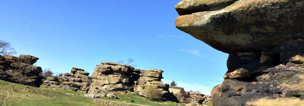 Brimham Rocks, Yorkshire