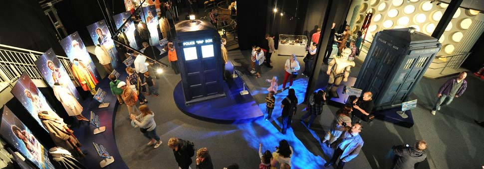 Doctor Who Experience, Cardiff