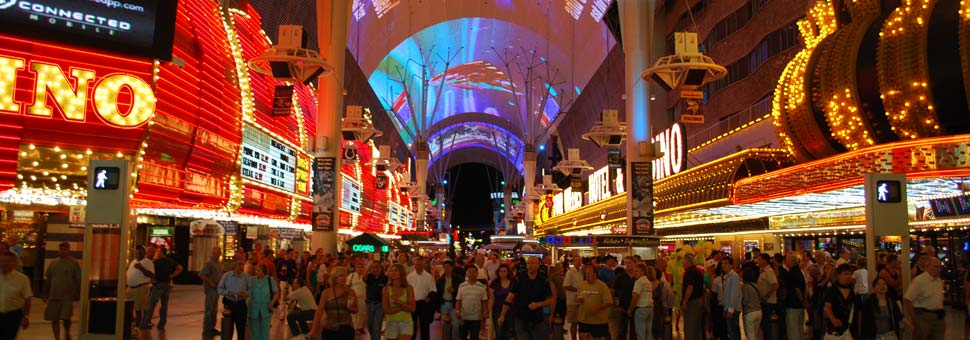 Fremont Street Experience Review Las Vegas Show Times