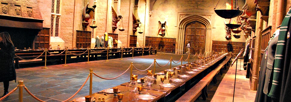 Harry Potter Studios, London