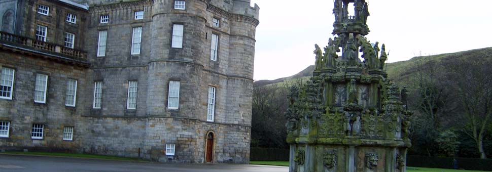 OHolyrood House, Edinburgh