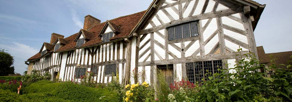 Mary Arden's Farm, near Stratford upon Avon