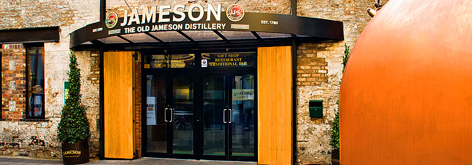Old Jameson Distillery Review Tickets Opening Times