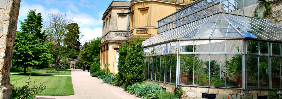 Oxford Botanic Garden Review Prices Amp Hours Free