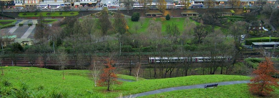 Princes Street Gardens Edinburgh Review - What To See | Free ...
