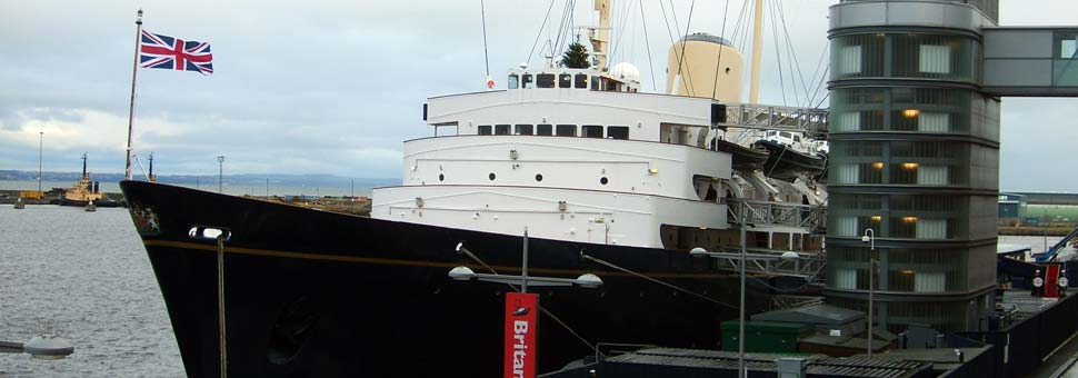 Royal Yacht Britannia Review Tickets Opening Times