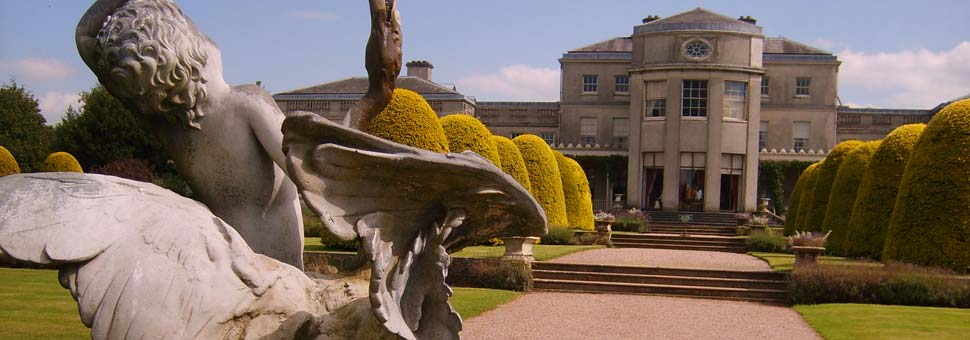 Shugborough Hall, Staffordshire