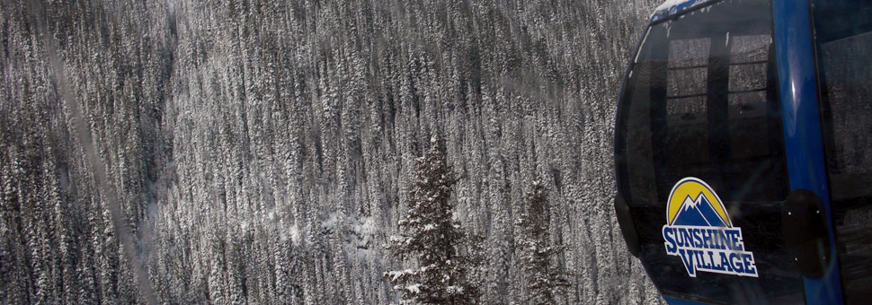 Sunshine Village Banff Review Skiing Sightseeing Amp Map