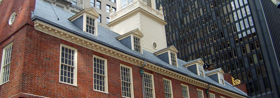 The Freedom Trail, Boston
