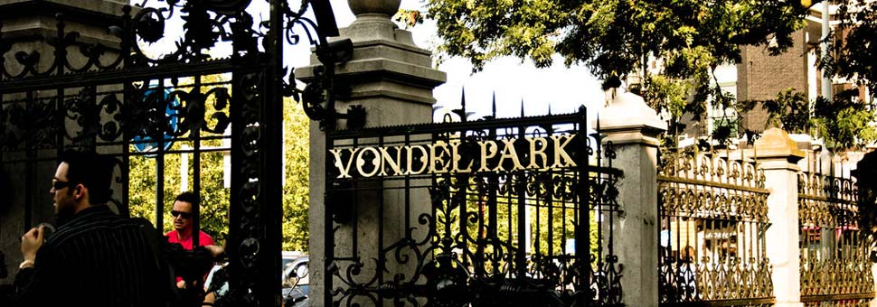 Amsterdam Vondelpark Review What To See Map Location Free