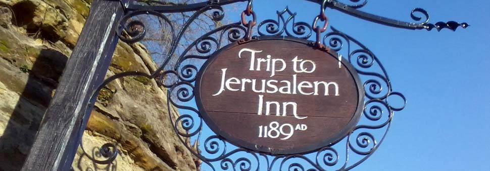Ye Olde Trip To Jerusalem, Nottingham