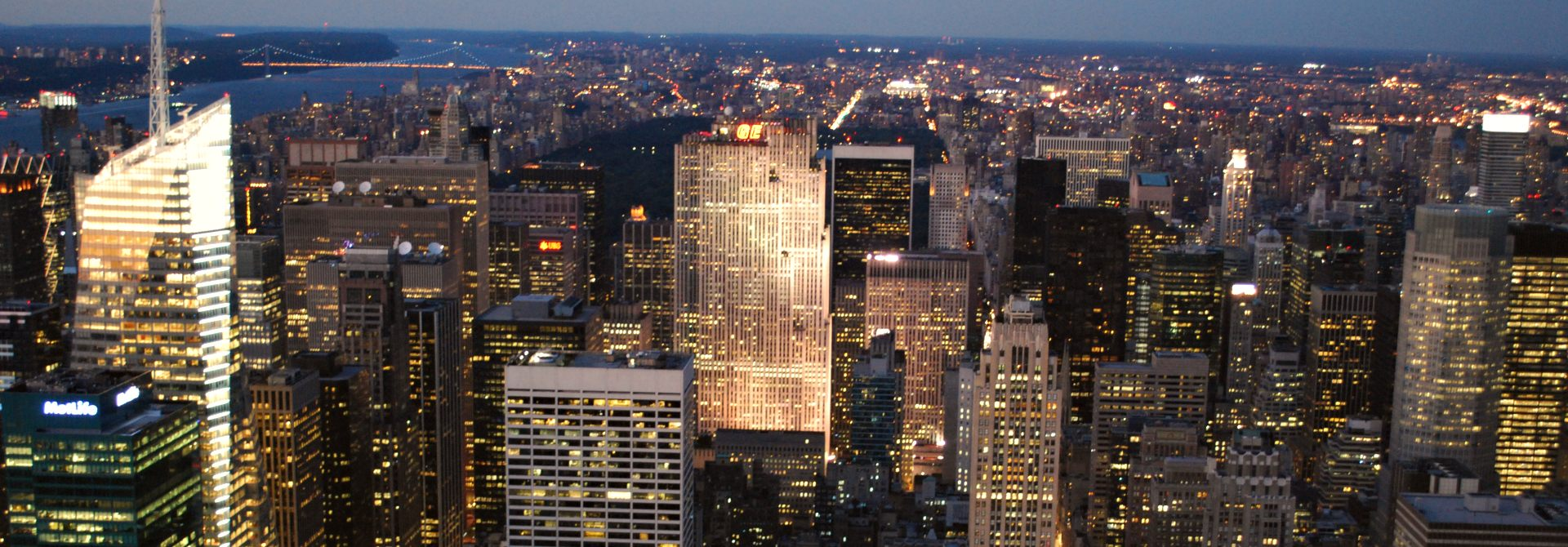 Empire State Building Header