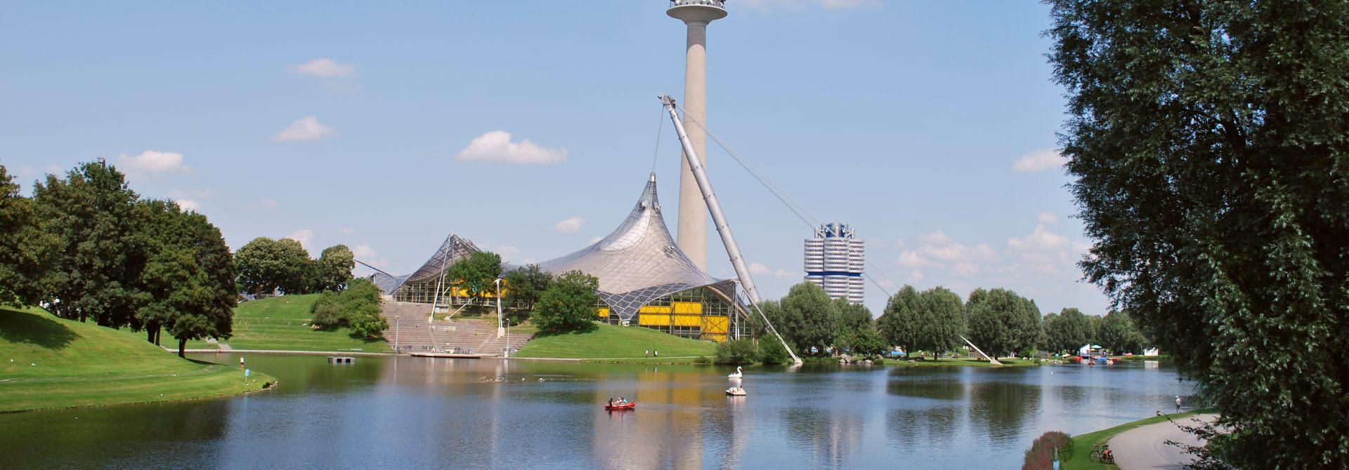 Munich Olympic Park Header