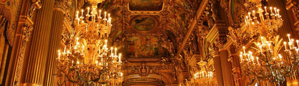 Opéra de Paris Garnier, Paris