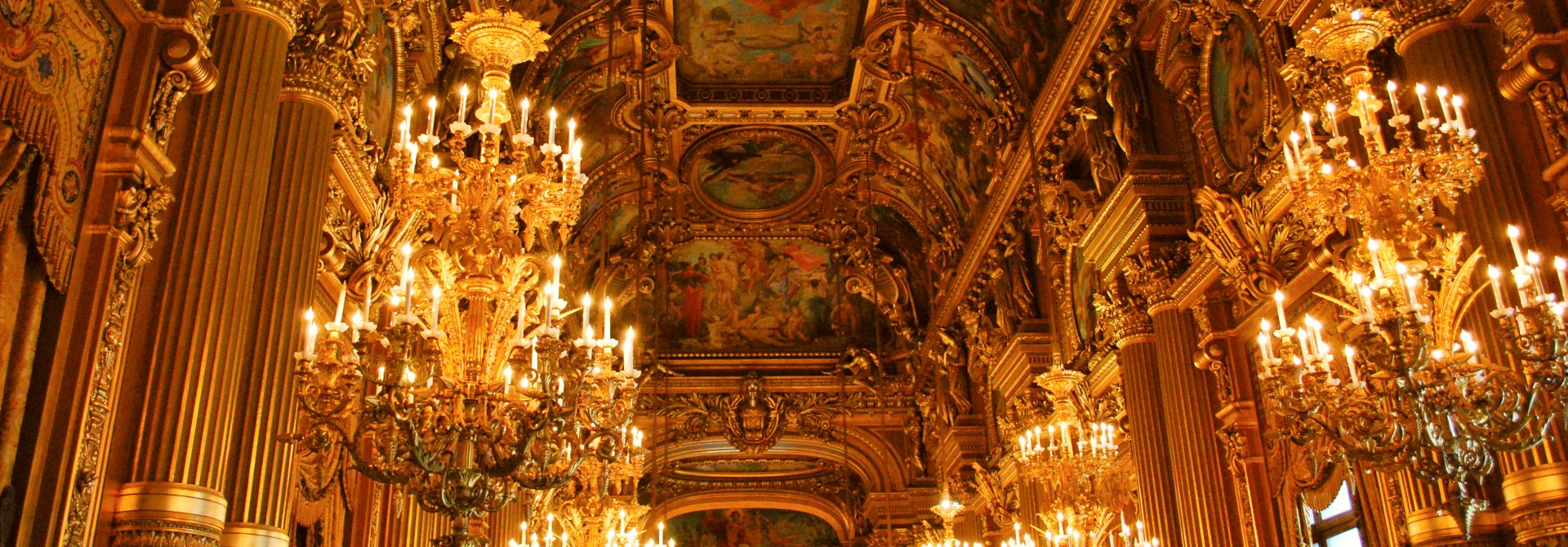 Paris Opera Header