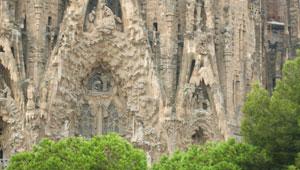 Sagrada Familia, Barcalona