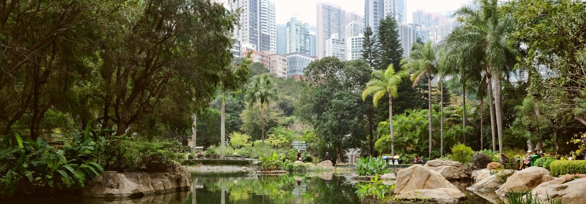 Hong Kong Park Header