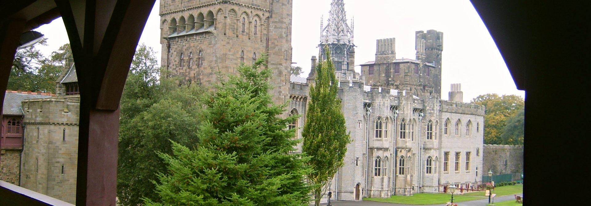 Cardiff Castle Header