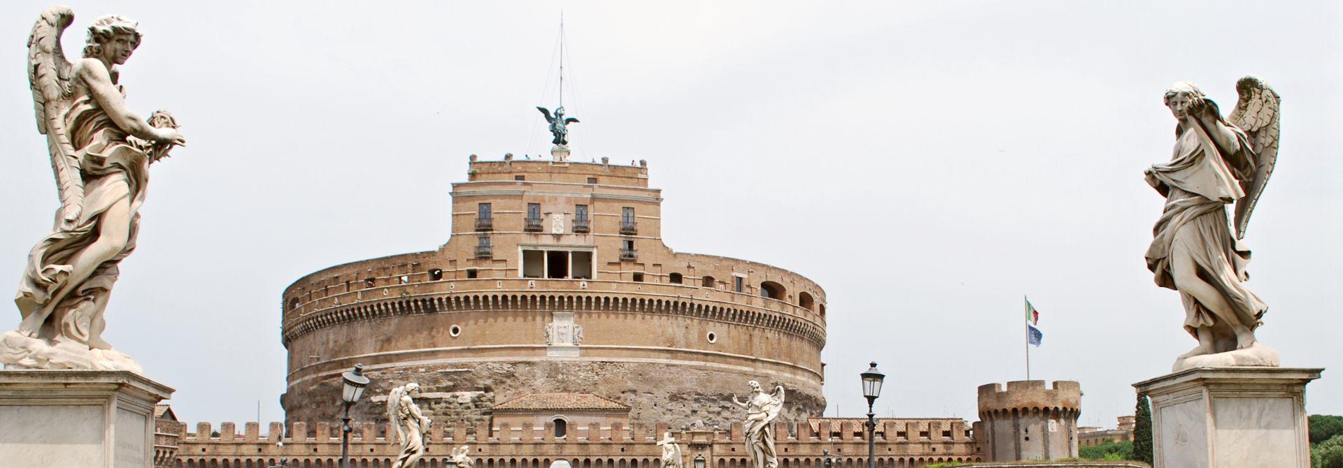 Castel Sant Angelo Header