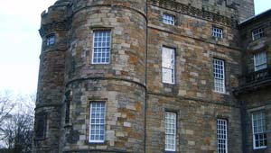 Holyrood House, Edinburgh