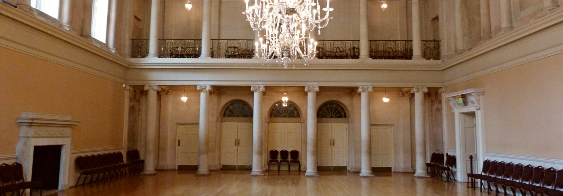 Bath Assembly Rooms Header