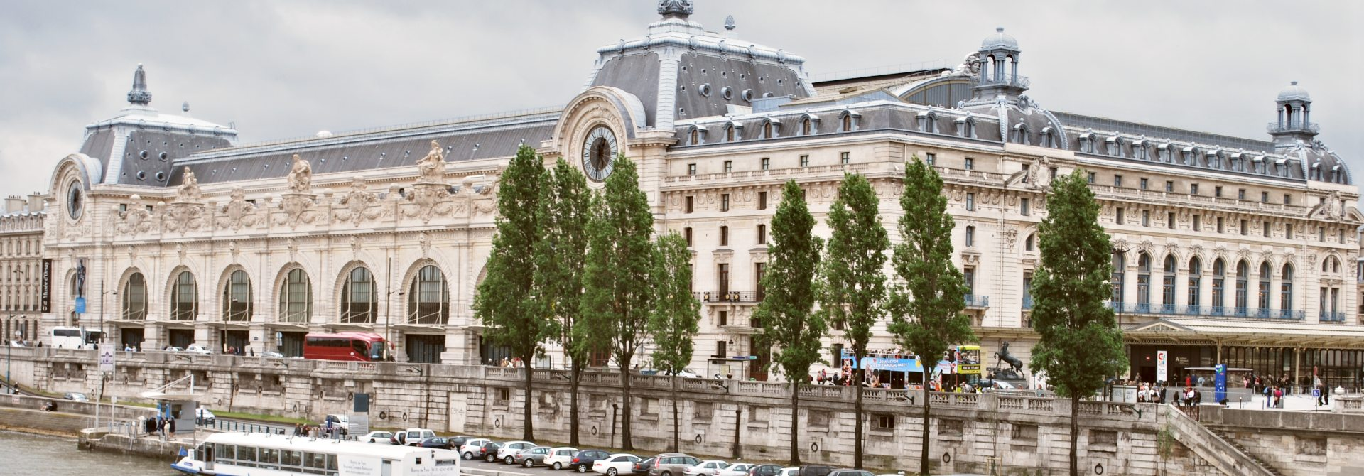 Musee D'Orsay Header