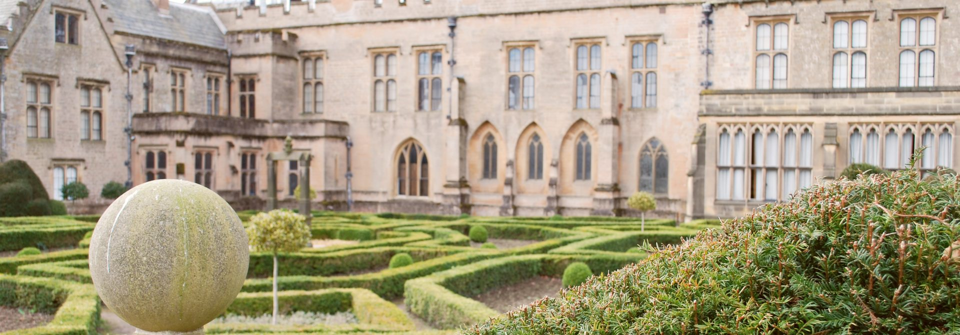 Newstead Abbey Header