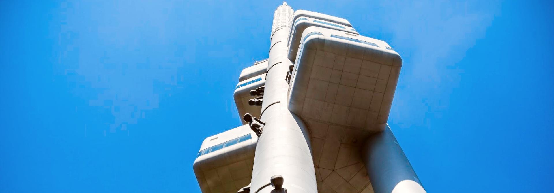 Prague TV Tower Header
