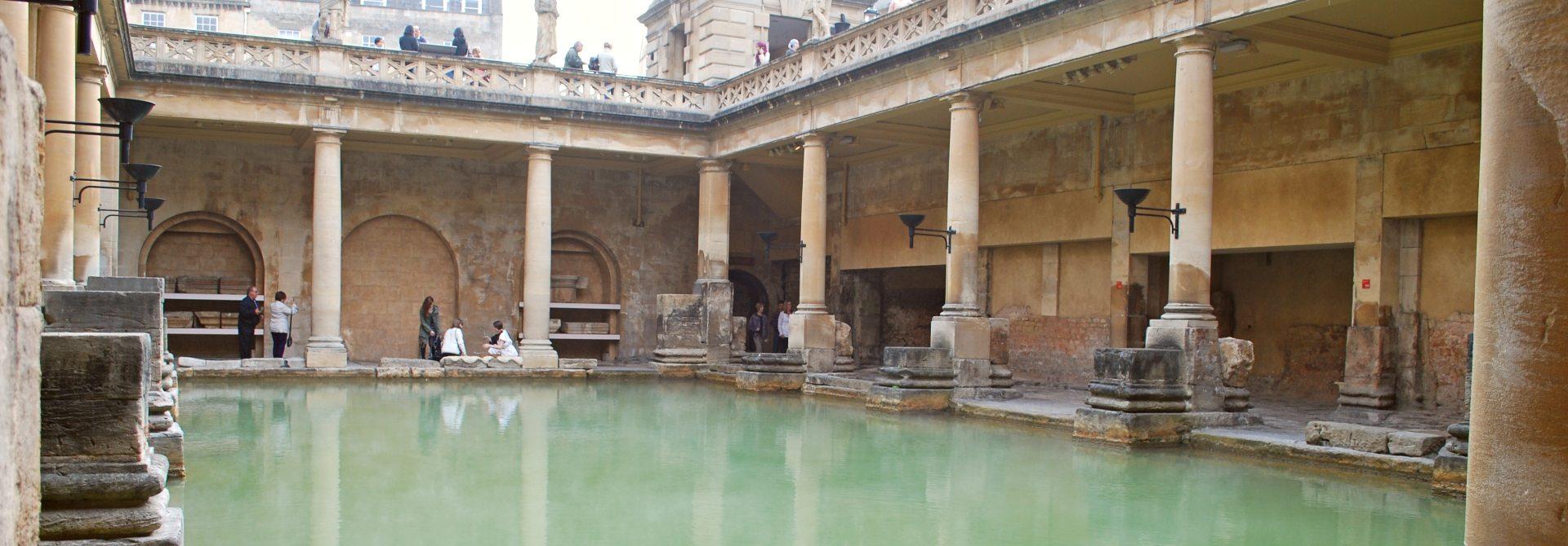 Roman Baths Header