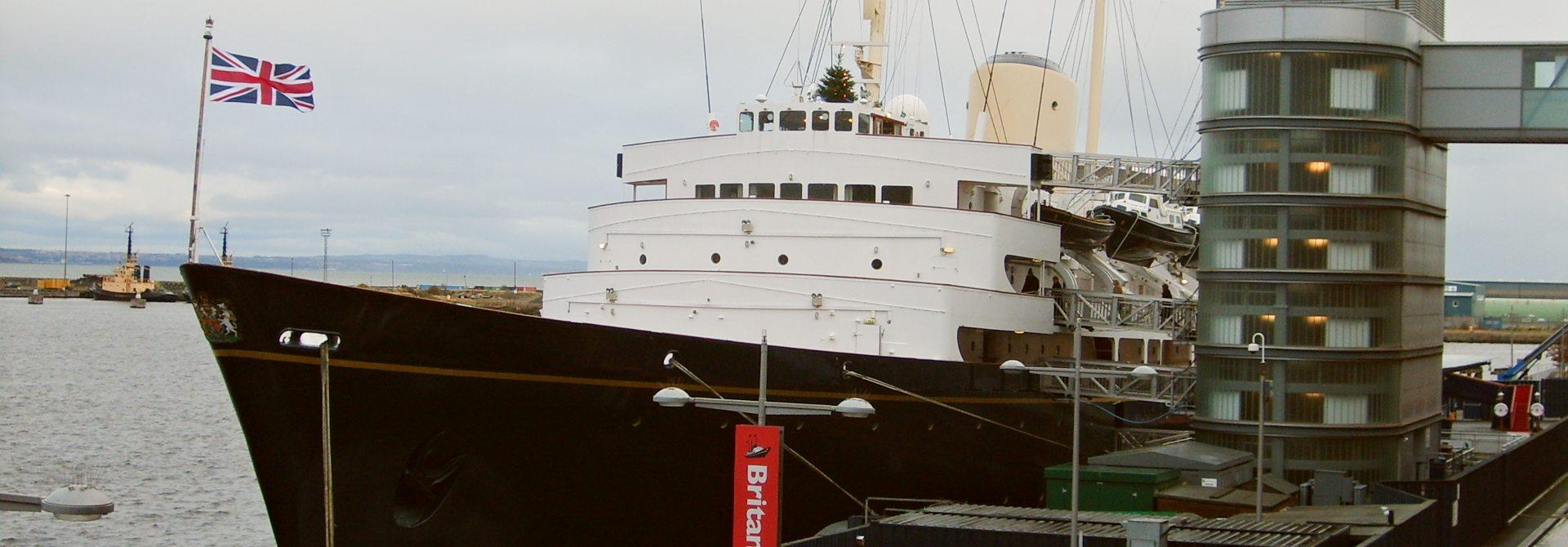 Royal Yacht Header