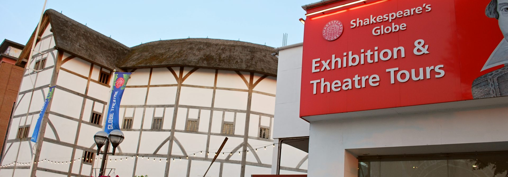 Shakespeare's Globe Header