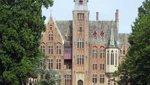Lover's Lake, Bruges