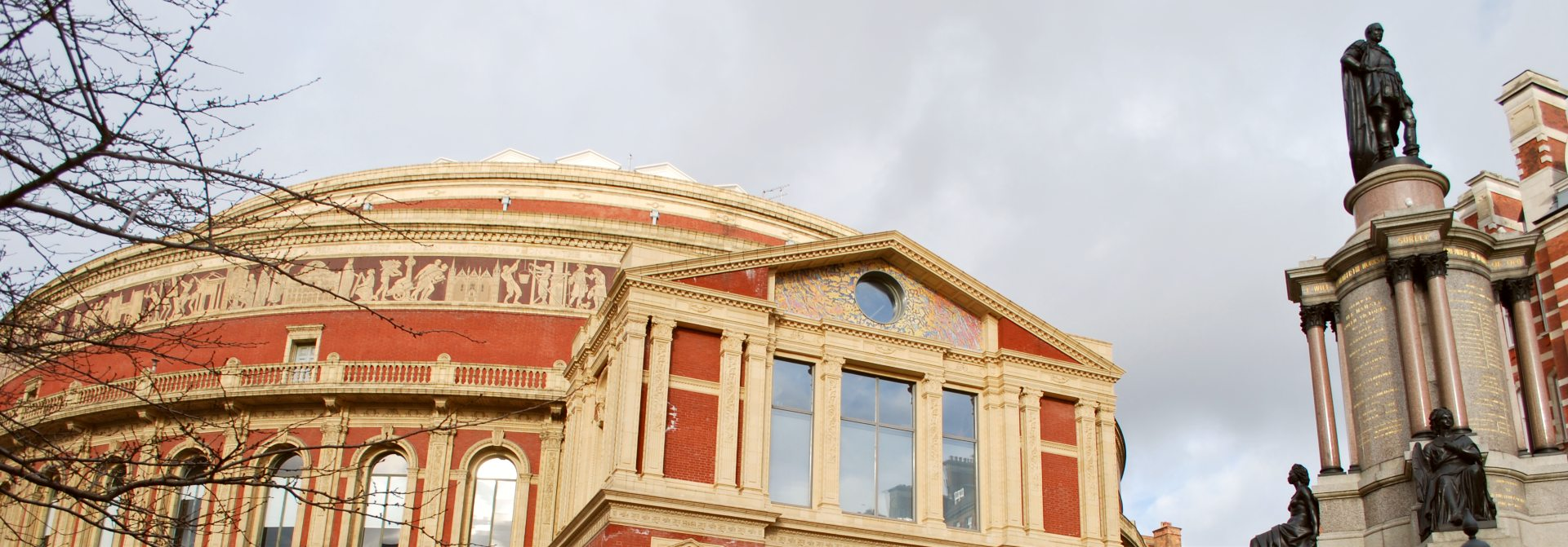 Albert Hall Header