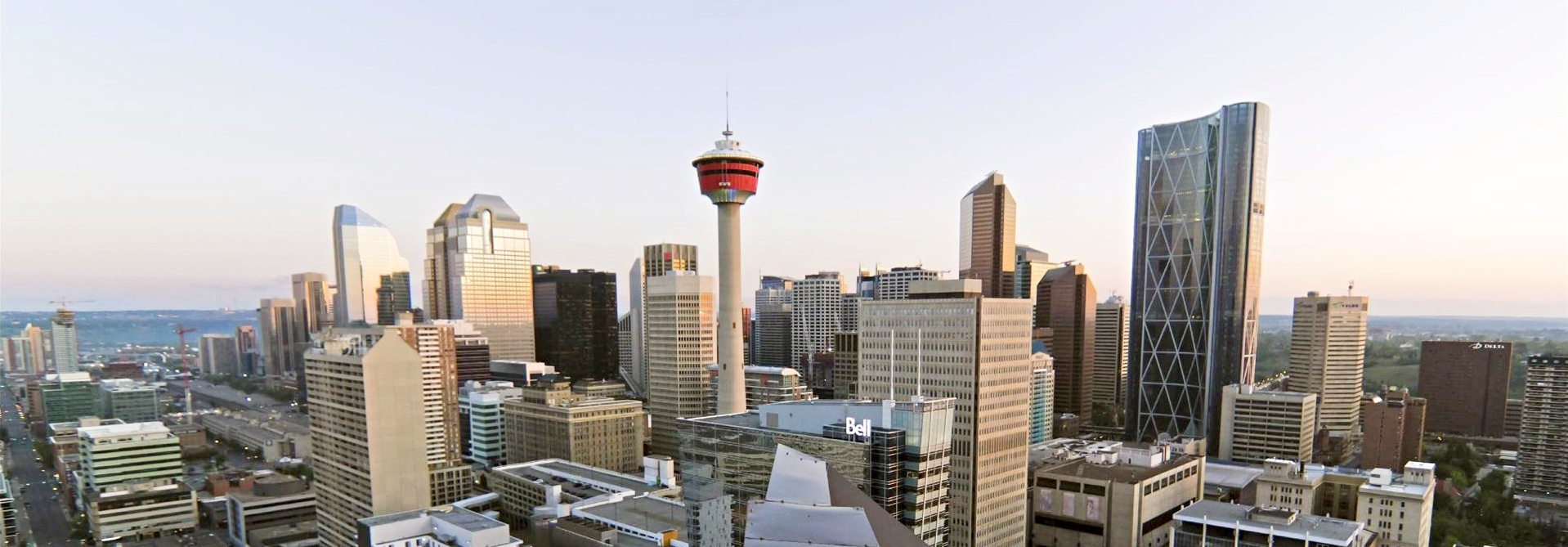 Calgary Tower Header