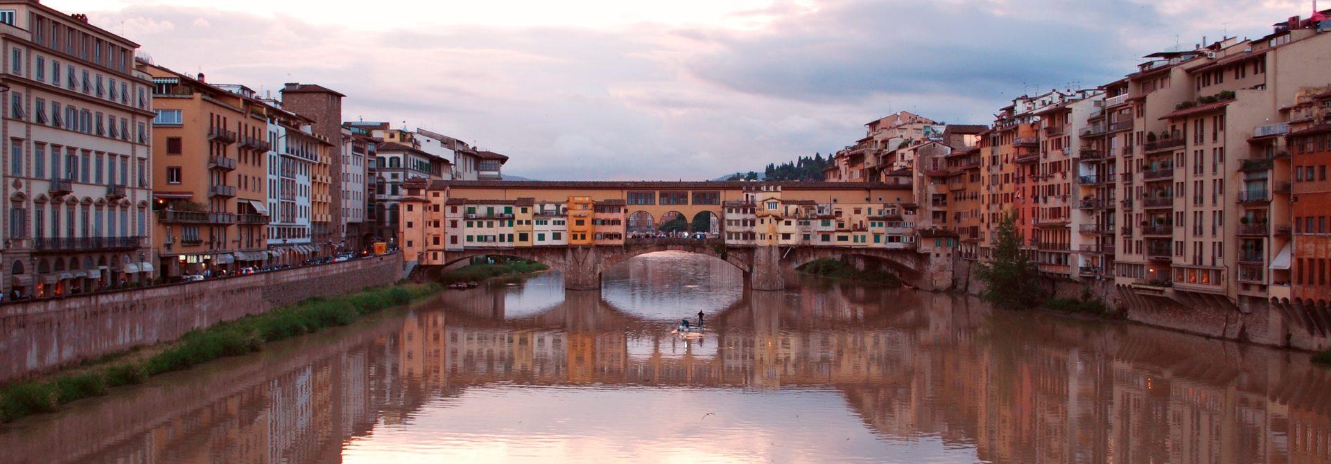 Ponte Vecchio Header