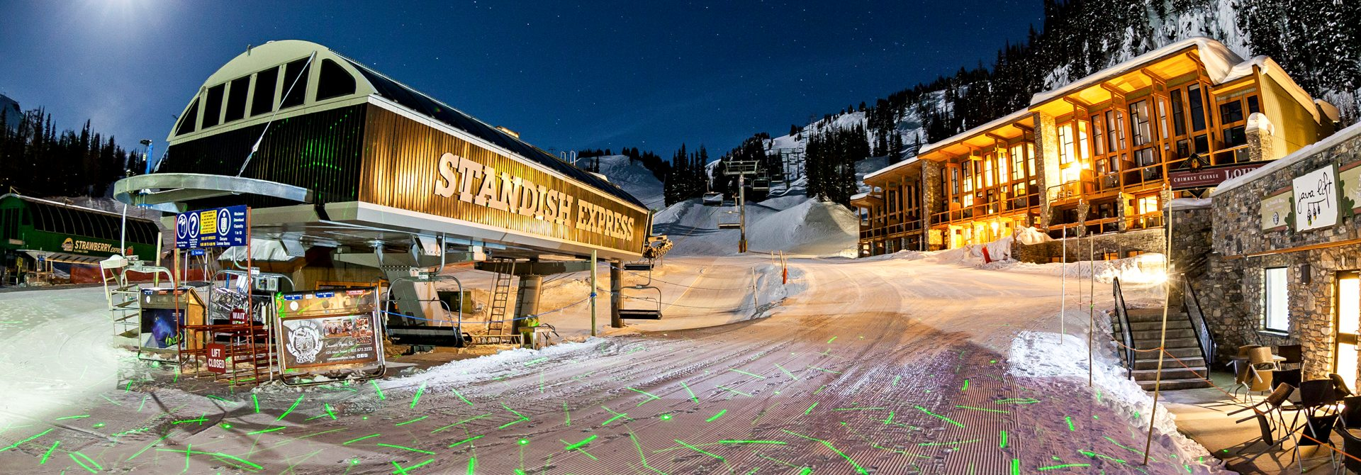 sunshine village Header