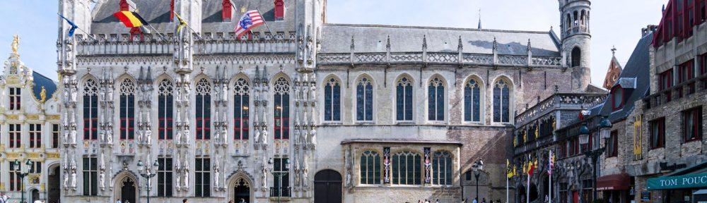 Burg Square,Bruges