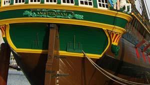 The Amsterdam VOC Replica Ship