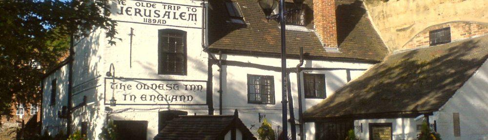 Ye Olde Trip ToJerusalem,Nottingham