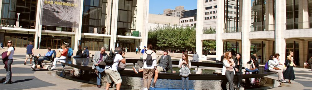 Lincoln Center,New York