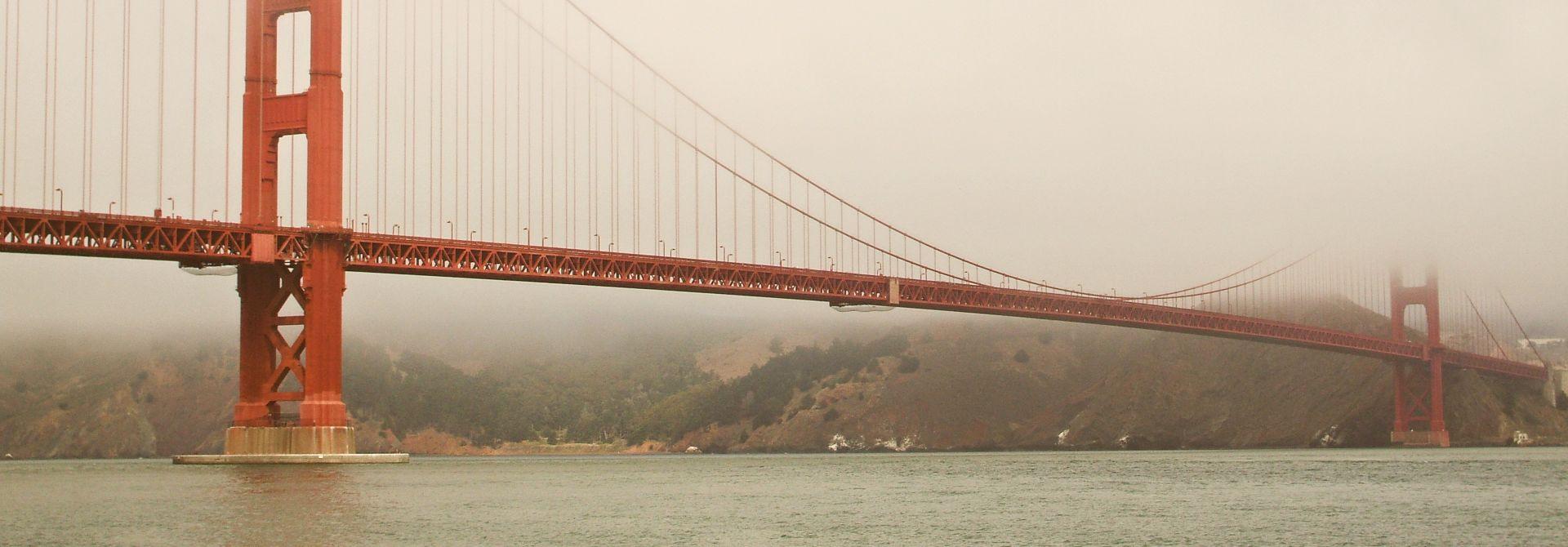 Golden Gate Bridge Hero