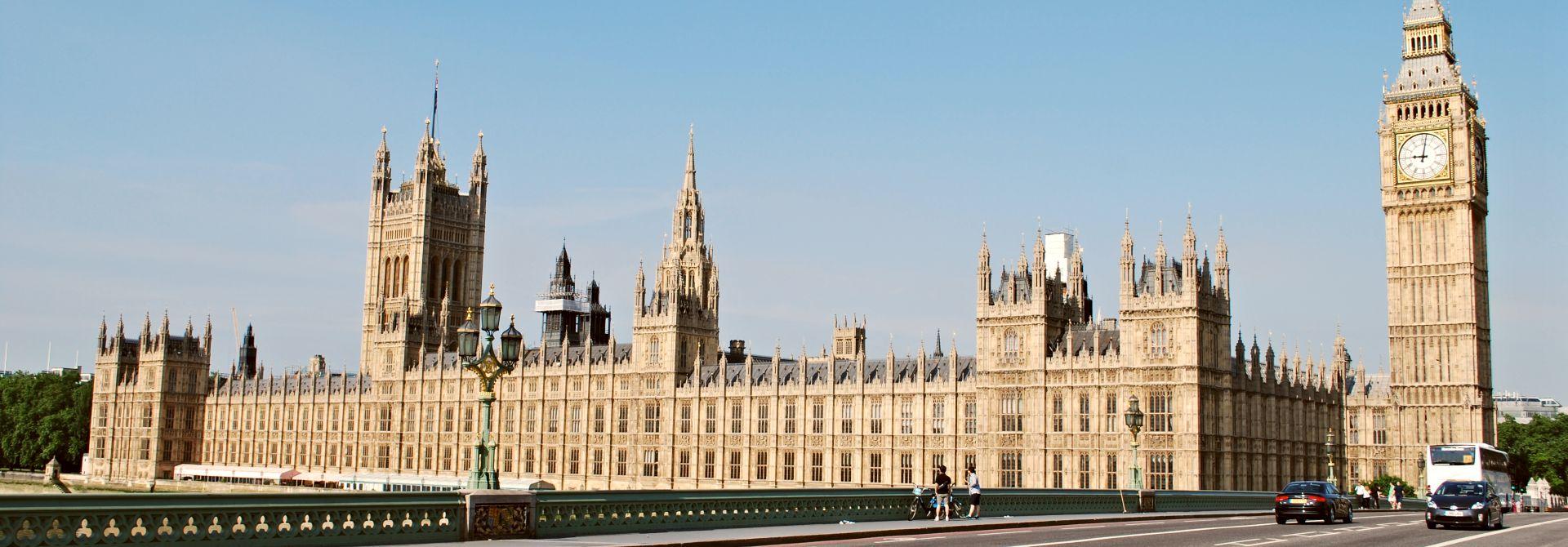 Houses of Parliament Hero