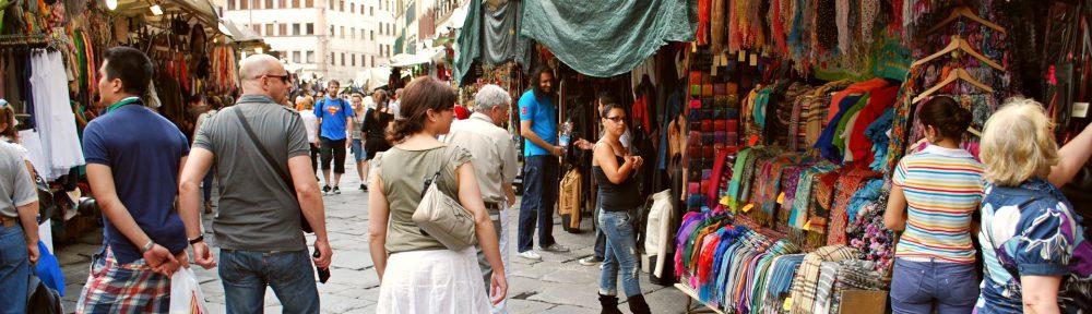 San Lorenzo Market, Florence