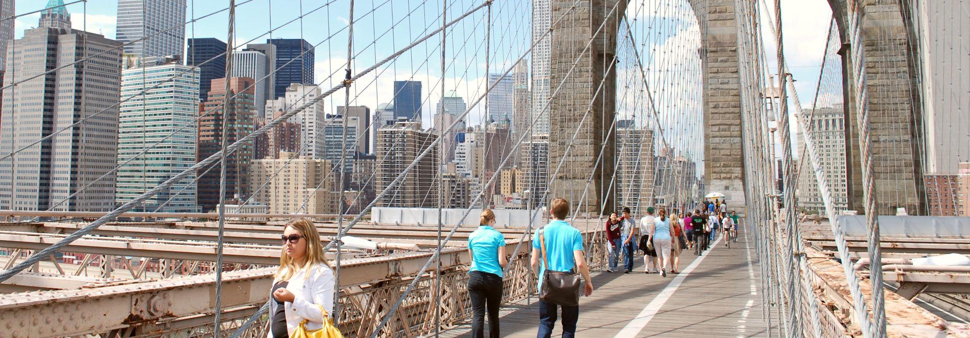 Brooklyn Bridge Hero