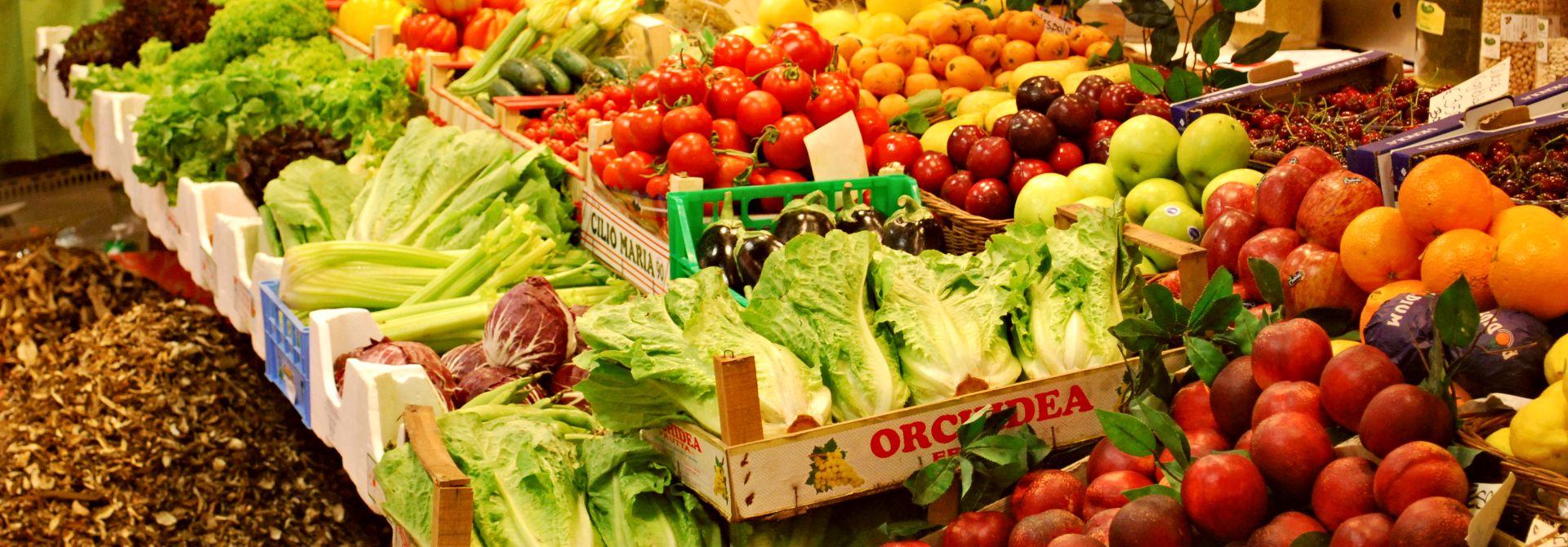 Florence Food Market Hero