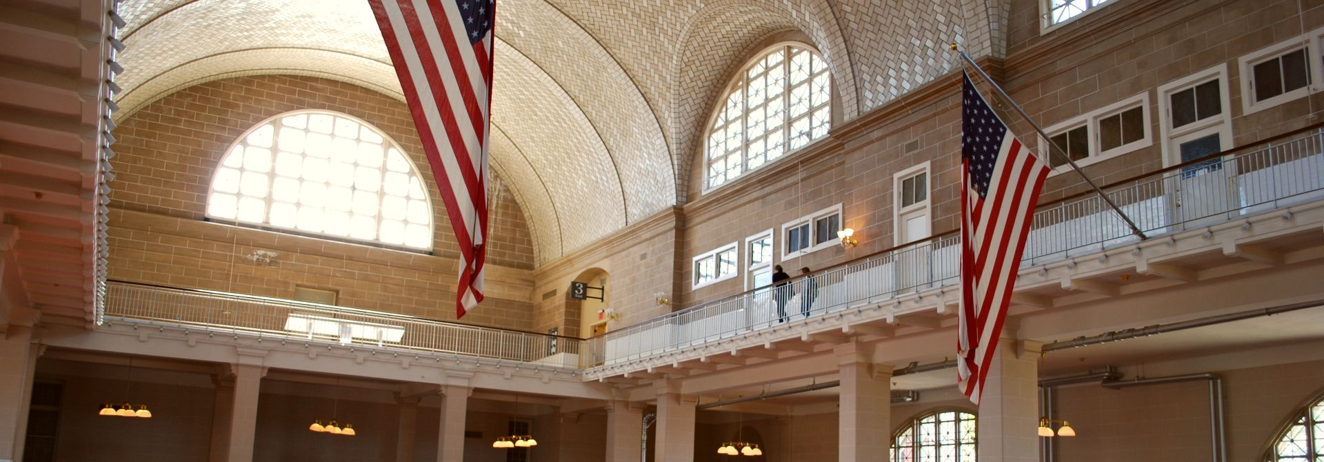 Ellis Island Hero