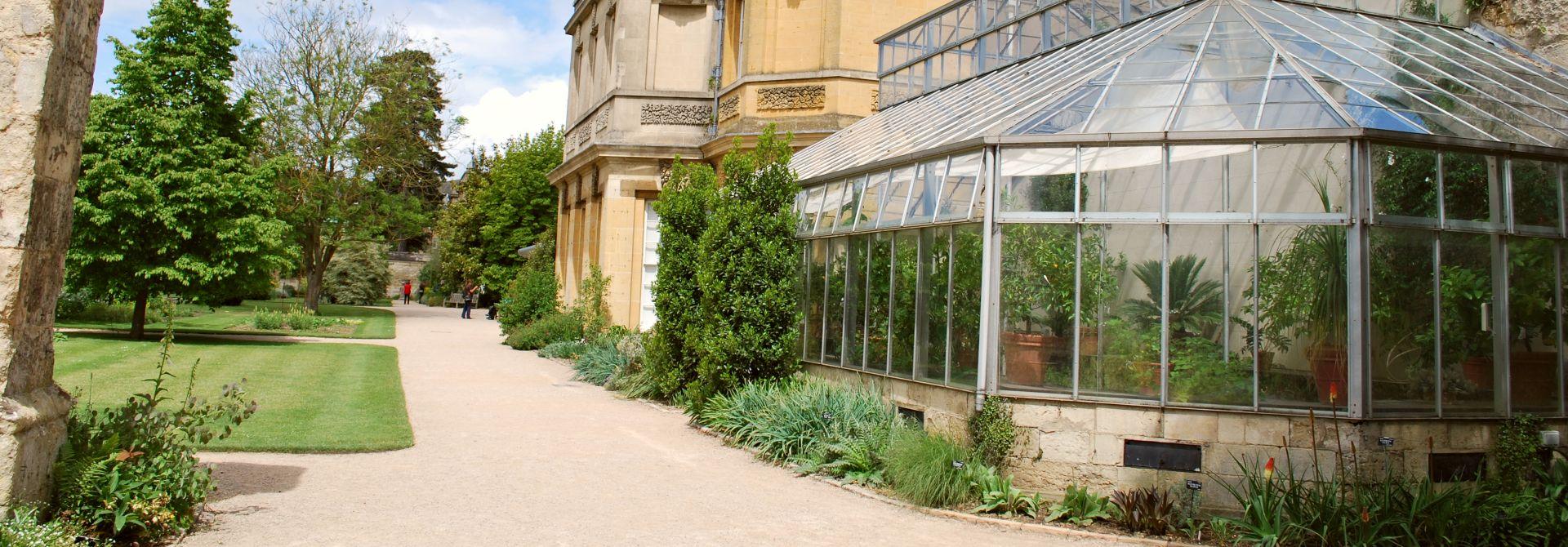 Oxford Botanic Garden Hero