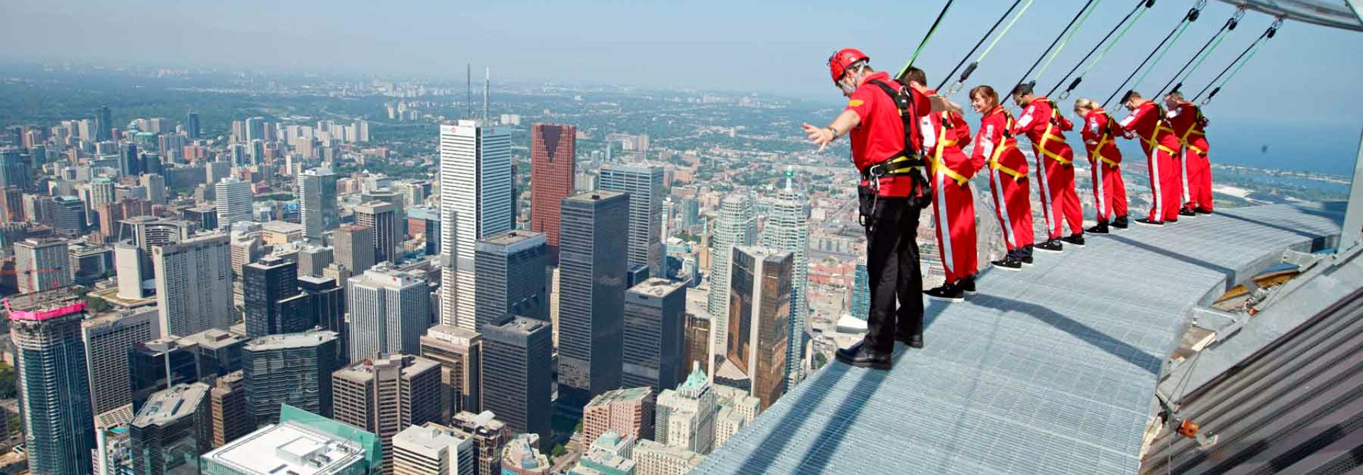CN Tower Hero